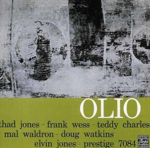 Thad Jones Frank Wess Teddy Charles Mal Waldron Doug Watkins Elvin Jones - 1957 - Olio (Prestige)