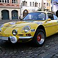 Alpine renault a110 1300 1966-1971