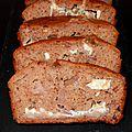 Cake au jambon cru et au fromage