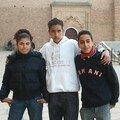 moi a elmedina avec kaltoum et anas et ayoub et ahmed