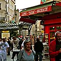 Animation rue Sainte-Opportune.