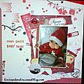 Mon petit Baby Noël - Challenge STS n°20