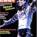 A new and revealing look at michael jackson - ebony, juin 1988