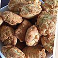 Cookies camembert