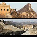 La grande muraille - IV - Simatai & Jinshanling