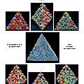 page 11 2014-TOTUM 95 SCHMIMBLOCK'S pyramide 3sur4 acrylique sur argile creuse 21cm x 16cm