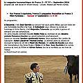 Fr3 - signes du toro septembre