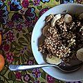 Mon petit déjeuner recette de muesli cru et craquant