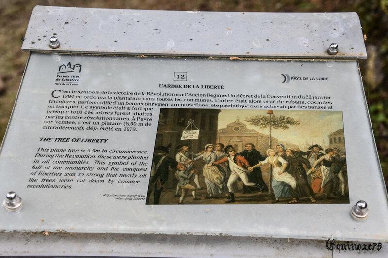 Les arbres de la liberté de la Révolution de 1789 (4)