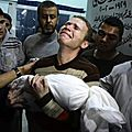 Gaza ordeal and american elite's chauvinistic sympathy