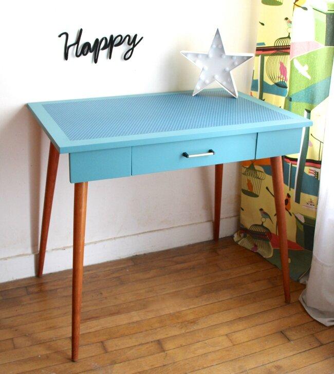 bureau-vintage-bleu