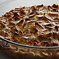 Pâtisserie familiale: un gâteau très pomme