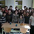 Joyeux anniversaire ! Année scolaire 2011 ~ 2012