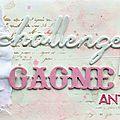 Résultats challenge n° 38 mensuel de mai 2014
