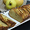 Cake extra moelleux pomme cannelle (IG <b>bas</b>)