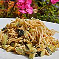 <b>Nouilles</b> <b>Chinoises</b> Courgettes Curry