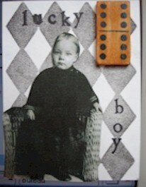 funky Nan - Lucky boy july 07 (uk)