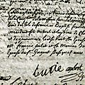 BUTTIÉ François Charles_Naissance 1750 - Port-Louis Mauritius