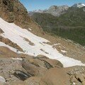 Taillon 3 144 m et Brèche de Rolland 2 807 m, juillet 2007