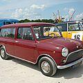 INNOCENTI Mini T 1967 Madine (1)