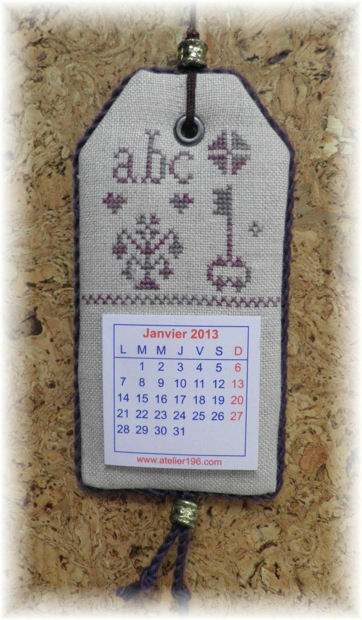 calendrier 2013 i