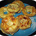 Beignets de pomme <b>healthy</b> (sans matières grasses et au four)