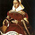 1530-1540 Ambrosius BENSON : Sybille perse (Varsovie)