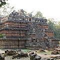 Angkor (15/27). <b>Phimeanakas</b> ou « La tour d'or ».