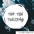 <b>Top</b> <b>Ten</b> <b>Tuesday</b> ~ 185 : Les 10 livres de la rentrée littéraire automnales 2021 que vous attendez avec impatience