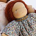 Pauline pour les <b>poupées</b> Happy to see you