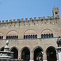Palazzo dell´Arengo, Piazza Cavour, Rimini / Italie-Emilie-Romagne *Lloas