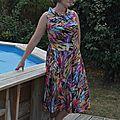 Robe de fin d'été