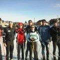 Résultats complets chpt de france sapeur pompier ski de fond (jura).