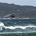 Tentative du M56 - Eagle Wing - Punta Testarella - 07.2011