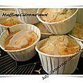 Muffins graine de pavot / citron
