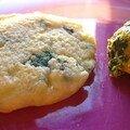 Sajjige rotti (pancakes de semoule à l'indienne)