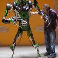 sculptures mécaniques