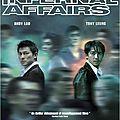 Infernal Affairs d'Alan Mak et Wai Keung Lau vs Les <b>Infiltrés</b> de Martin Scorsese