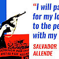 السلفادور الليندي.. المُنَجي/د. وطن جميل العبد