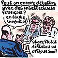 Peut-on encore débattre - par Foolz - Charlie Hebdo N°1213 - 21 octobre 2015