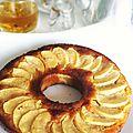 Gâteau aux pomme de r'kia