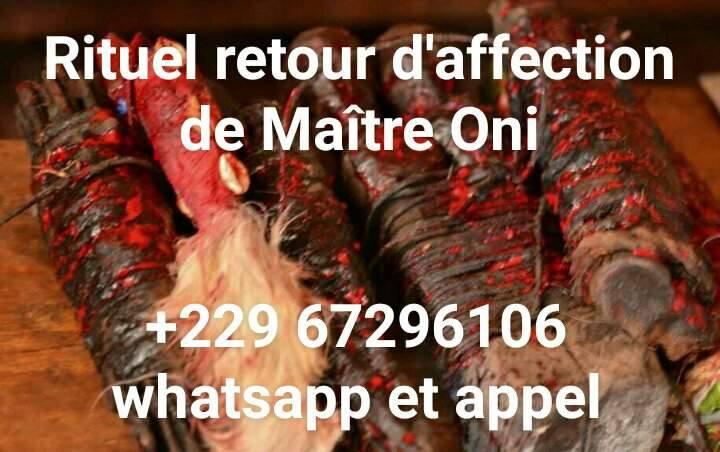 RETOUR D'AFFECTION
