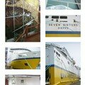 The new ferry boat