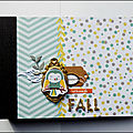 Mini fall - dt les kits de kali
