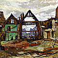 Alexander Young <b>Jackson</b>, peintre canadien