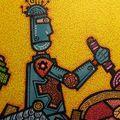 Le robot de la grande toile et autres petits grabouillages... suite