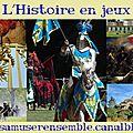 L'histoire en jeux : l'antiquité gauloise et romaine